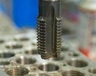 Metal-drilling